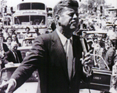 JFK Visits Grand Prairie